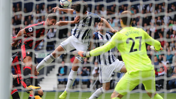 West Bromwich Albion v AFC Bournemouth - Premier League