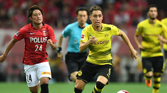 Urawa Red Diamonds v Borussia Dortmund - Preseason Friendly