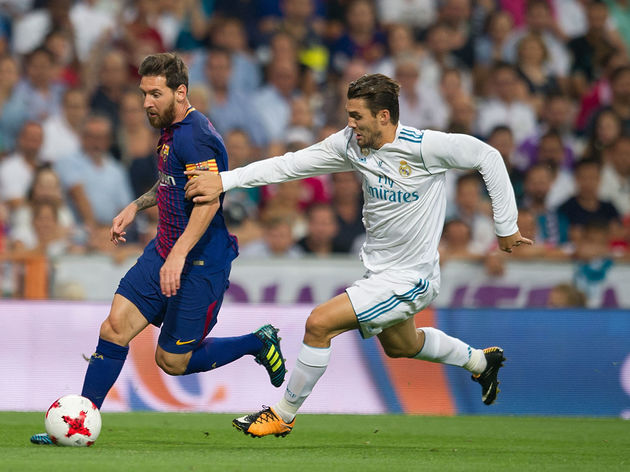 Real Madrid v FC Barcelona - Supercopa de Espana: 2nd Leg