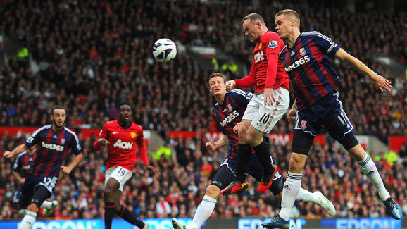 Manchester United v Stoke City - Premier League