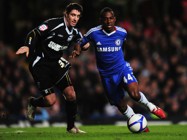 Chelsea v Ipswich Town - FA Cup 3rd Round