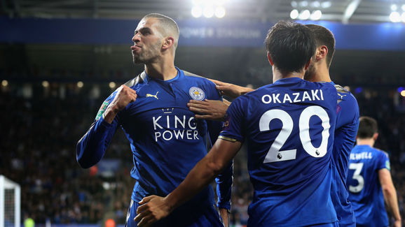 Leicester City v Liverpool - Carabao Cup Third Round