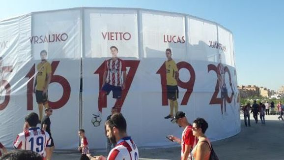 Atletico Madrid Squad Numbers - The Sun
