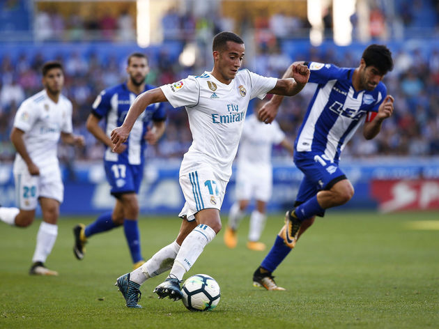Deportivo Alaves v Real Madrid - La Liga