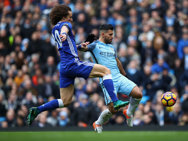 Manchester City v Chelsea - Premier League