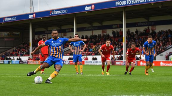 Walsall v Shrewsbury Town - Sky Bet League One