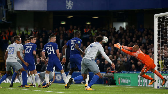 Chelsea v Everton - Carabao Cup Fourth Round
