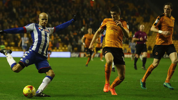 Wolverhampton Wanderers v Wigan Athletic - Sky Bet Championship