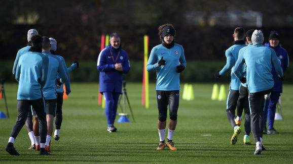 FBL-EUR-C1-CHELSEA-TRAINING