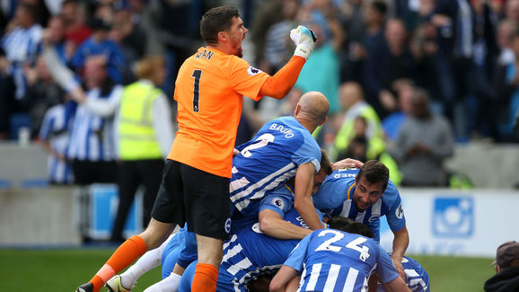 Brighton and Hove Albion v Everton - Premier League