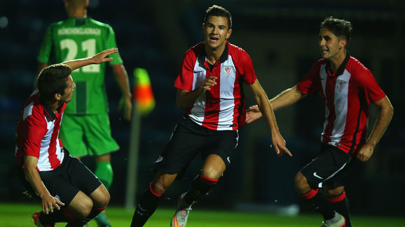 Borussia Monchengladbach II v Athletic Club U21 - Premier League International Cup