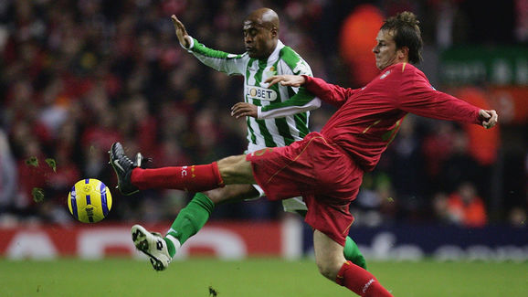 Liverpool v Real Betis