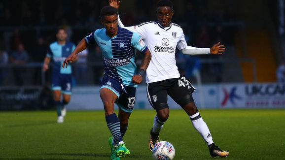 Wycombe Wanderers v Fulham - Carabao Cup First Round