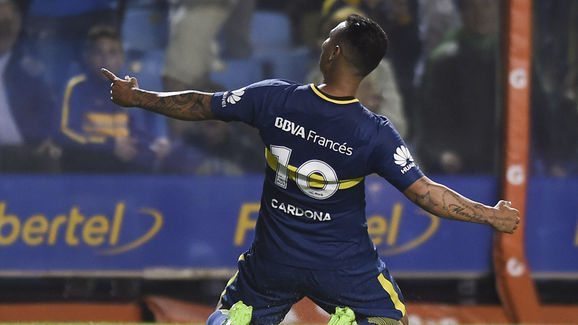 Boca Juniors v Arsenal - Superliga 2017/18