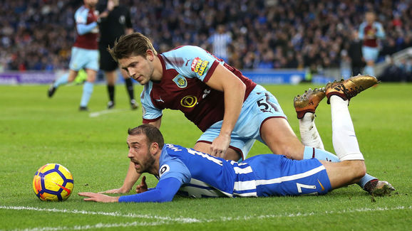 Brighton and Hove Albion v Burnley - Premier League
