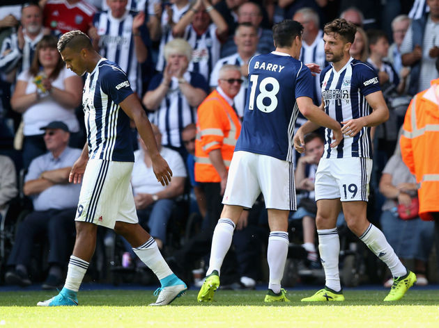 West Bromwich Albion v Stoke City - Premier League