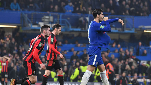 FBL-ENG-LCUP-CHELSEA-BOURNEMOUTH