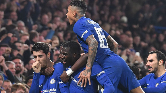 TOPSHOT-FBL-ENG-LCUP-CHELSEA-BOURNEMOUTH