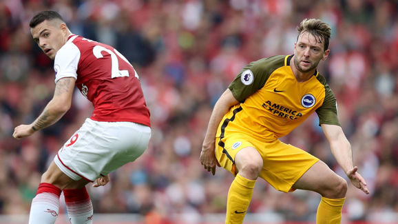 Arsenal v Brighton and Hove Albion - Premier League
