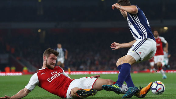 Arsenal v West Bromwich Albion - Premier League