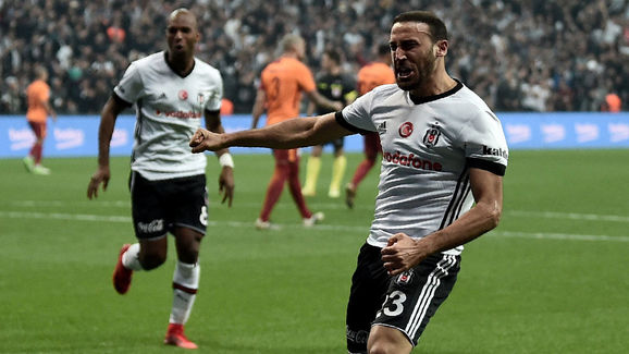 FBL-TUR-SUPER LIG-BESIKTAS-GALATASARAY