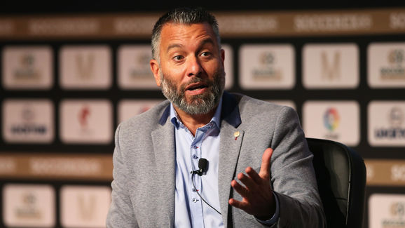 Soccerex Global Convention - Day 2