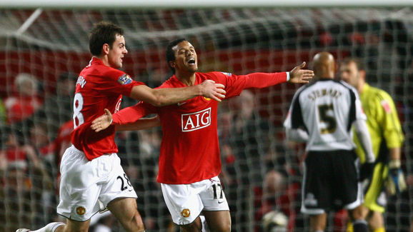 Manchester United v Derby County - Carling Cup Semi Final 2nd Leg