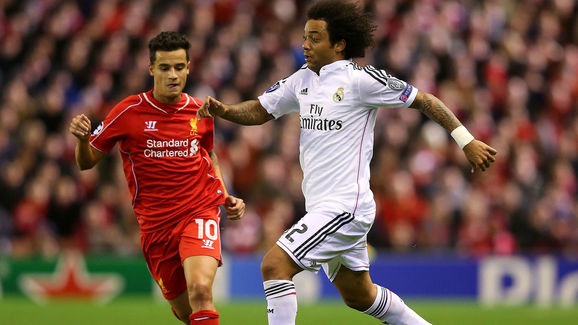 Liverpool FC v Real Madrid CF - UEFA Champions League