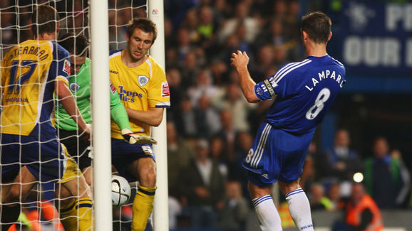 Chelsea v Leicester City - Carling Cup