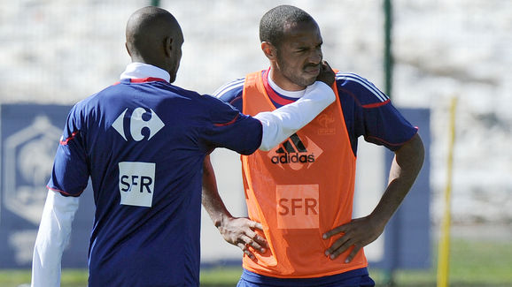 French national football team's defender