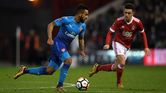 Nottingham Forest v Arsenal - The Emirates FA Cup Third Round