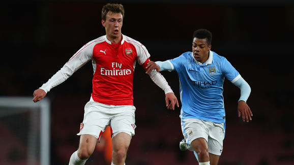 Arsenal v Manchester City: FA Youth Cup Semi-Final Second Leg
