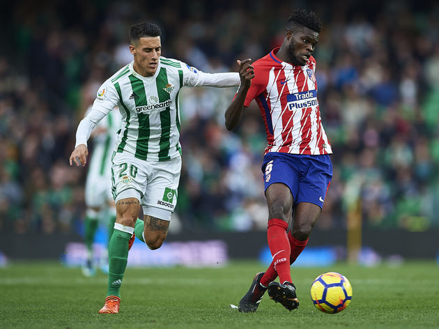 Real Betis v Atletico Madrid - La Liga