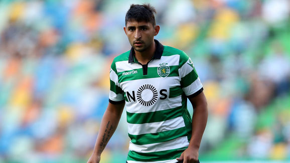 Sporting CP v Lyon - Friendly Match