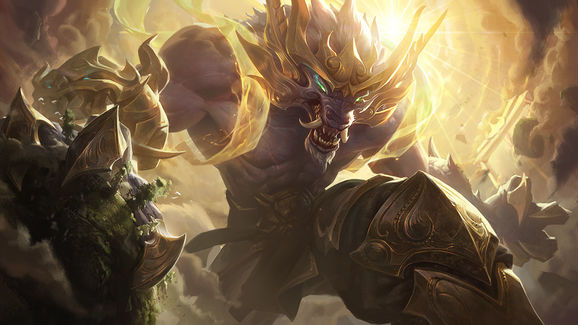 Check Out The Splash Art For The Newest League Of Legends Skins Dbltap