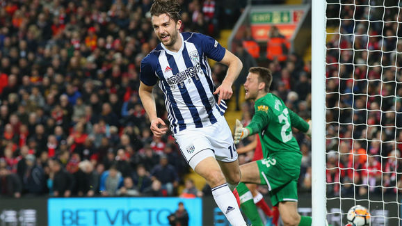Liverpool v West Bromwich Albion - The Emirates FA Cup Fourth Round