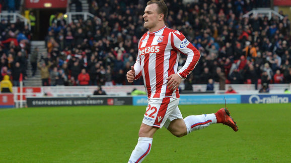 Stoke City v Brighton and Hove Albion - Premier League