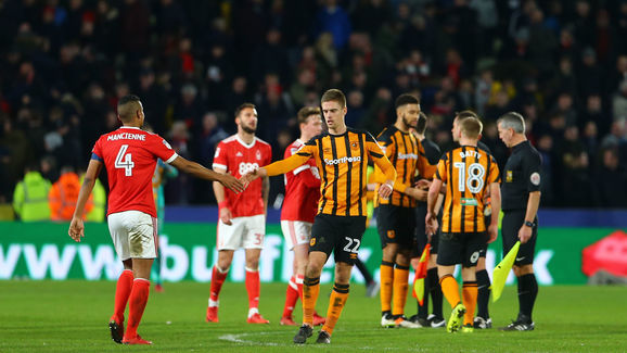 Hull City v Nottingham Forest - The Emirates FA Cup Fourth Round