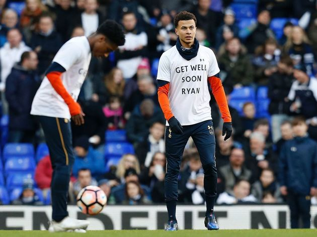 FBL-ENG-FACUP-TOTTENHAM-WYCOMBE