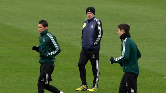 Real Madrid - Training & Press Conference