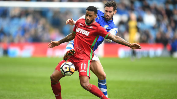 Sheffield Wednesday v Swansea City - The Emirates FA Cup Fifth Round
