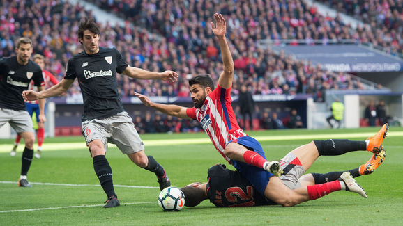 Image result for atletico madrid 2-0 athletic bilbao