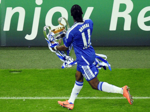 best cheap 94cde 48cf5 Chelsea Legend Didier Drogba Reveals How the Blues Players ...