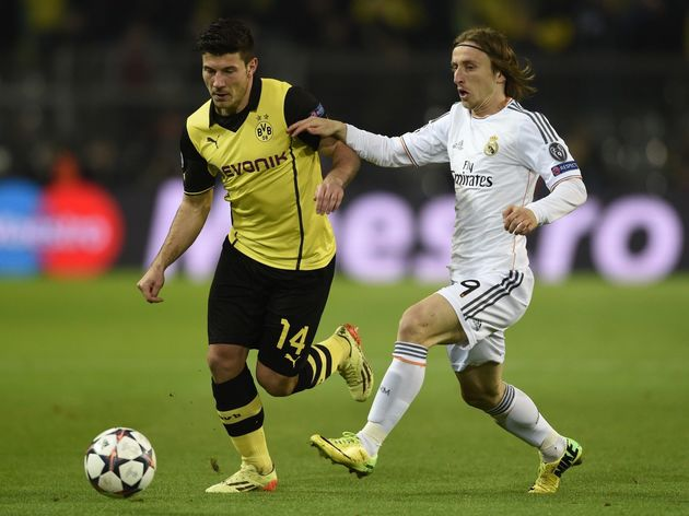 FBL-EUR-C1-DORTMUND-REAL-MADRID