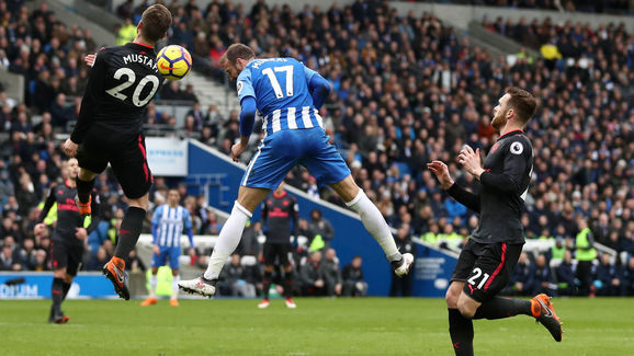 Brighton and Hove Albion v Arsenal - Premier League