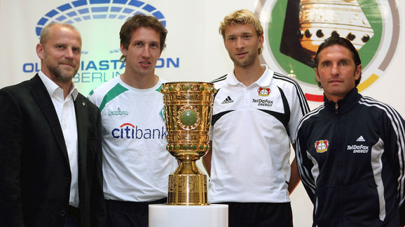DFB Cup Final - Press Conference