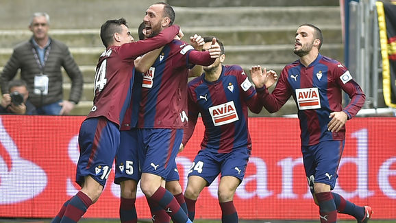 FBL-ESP-LIGA-EIBAR-REAL MADRID