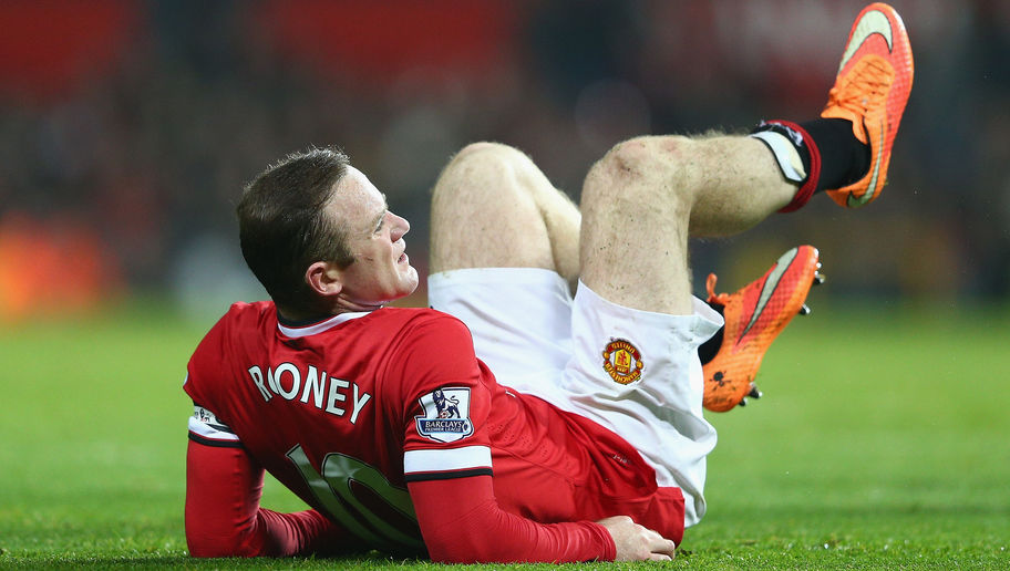 22973914e6f Wayne Rooney Set to Miss Liverpool Clash With Hamstring Injury