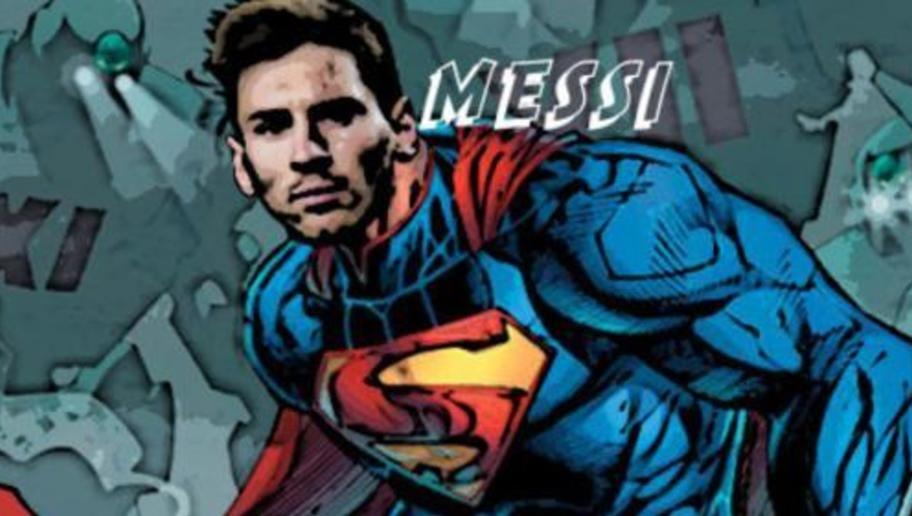 Wie Im Comic Fussballspieler Als Superhelden German Site