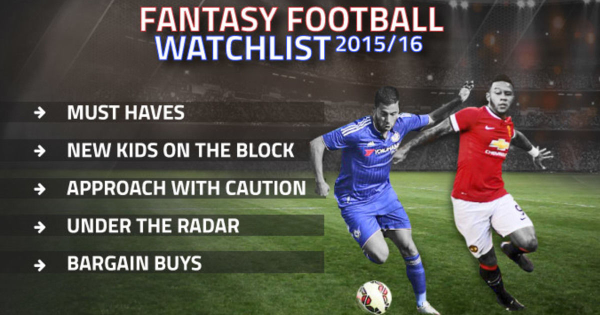 20 Fantasy Football Players You Must Consider This Season